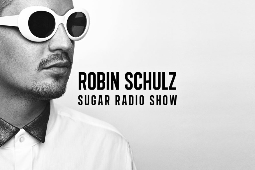 Every Saturdaynight at 11 PM the Sugar Radio Show with ROBIN SCHULZ